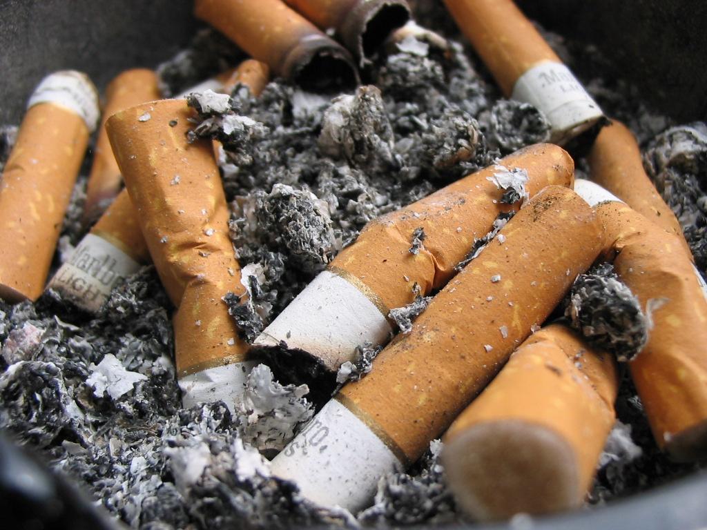 За още повече дим